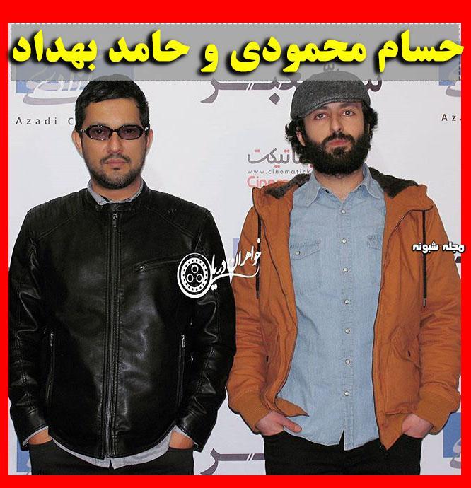 بیوگرافی حسام محمودی بازیگر + عکس شخصی اینستاگرام و ازدواج