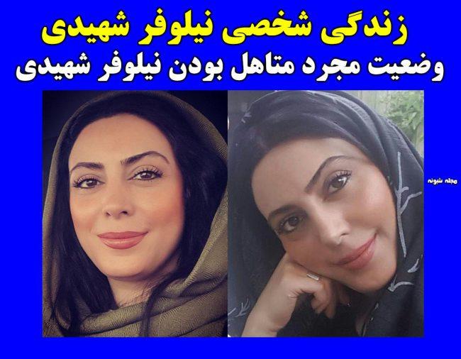 بیوگرافی نیلوفر شهیدی و عکس های شخصی نیلوفر شهیدی بازیگر