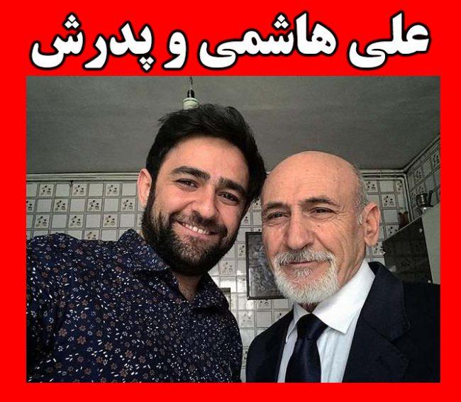 بیوگرافی علی عامل هاشمی و پدرش   برادر و پدر هدایت هاشمی