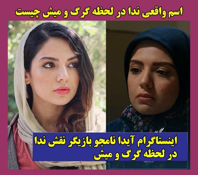 بازیگر نقش سروش و نقش ندا در لحظه گرگ و میش + عکس نیما نادری و آیدا نامجو