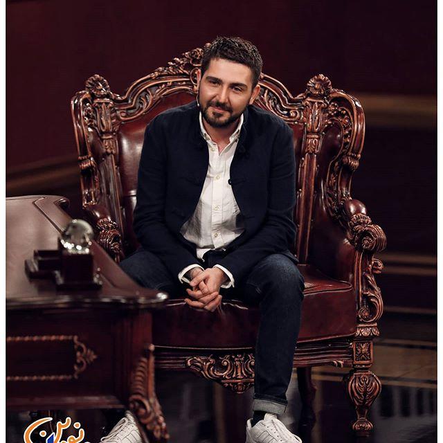 محمدرضا غفاری مهمان امشب چهارشنبه 21خرداد ماه برنامه دورهمی