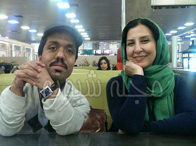 بیوگرافی امید علیمردانی و همسرش + عکس و پیج اینستاگرام