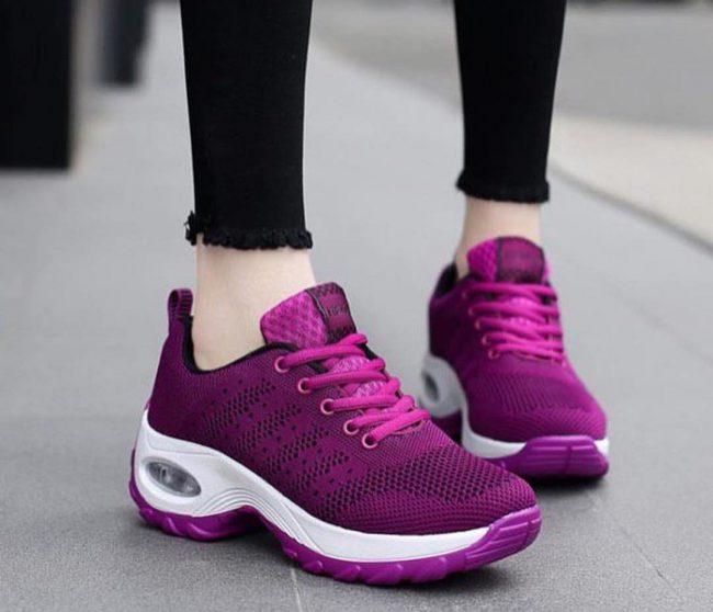مدل کفش کتونی و اسپرت زنانه و دخترانه + جدیدترین مدل