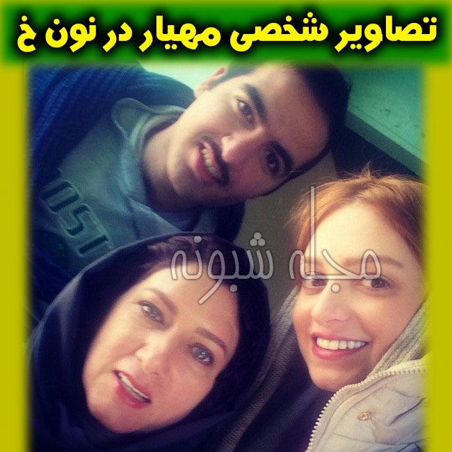 بیوگرافی بازیگر نقش مهیار در سریال نون خ + آدرس اینستاگرام پاشا جمالی