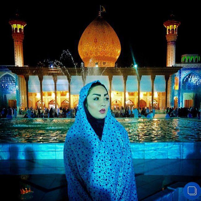 بیوگرافی و عکس های شقایق دلشاد و همسرش + ماجری بادیگارد شقایق دلشاد