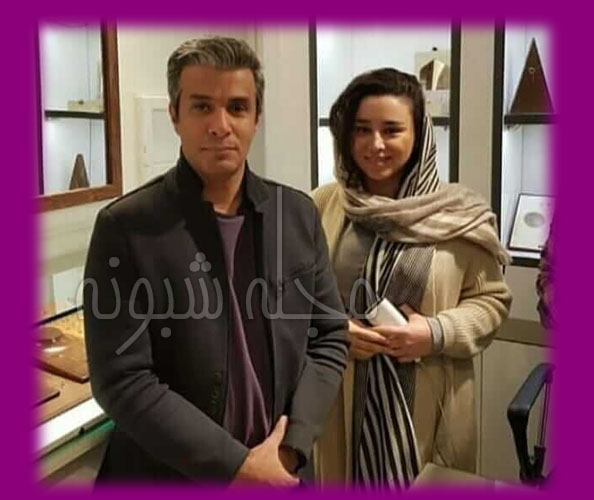 همسر آریا عظیمی نژاد کیست؟ + بیوگرافی آريا عظيمي نژاد و همسرش