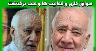 بیوگرافی سید محمود محتشمی پور و درگذشت سید محمود محتشمی پور