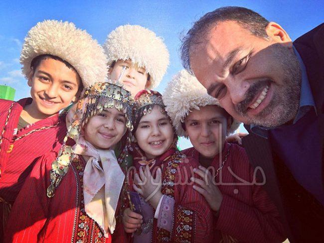 بیوگرافی مازیار ناظمی و همسرش اگوینده خبر ورزشی