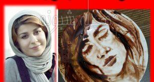 نقاشی و آثار هنری فاطمه عبادی نقاش و گرافیست + تصاویر