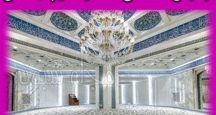 تصاویر مسجد ایران مال و حواشی افتتاح مسجد ایران مال