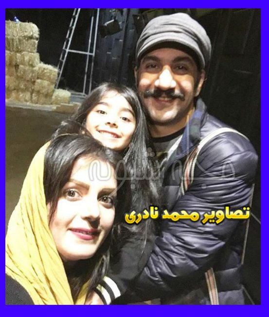 عکس های بازیگر نقش اردشیر در سریال دنگ و فنگ روزگار (محمد نادری)