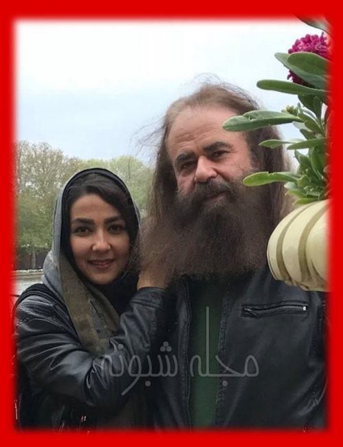 اختلاف سنی همسر سارا صوفياني