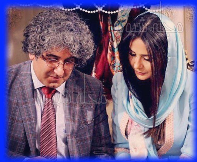 عکس خصوصی سارا والیانی بازیگر و همسرش محسن میرزاخانی +عکس