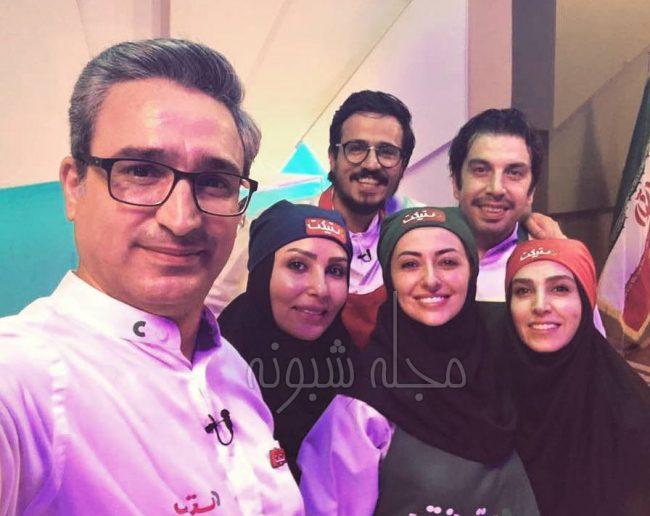 بیوگرافی سید وحید حسینی و همسرش مجری دستپخت