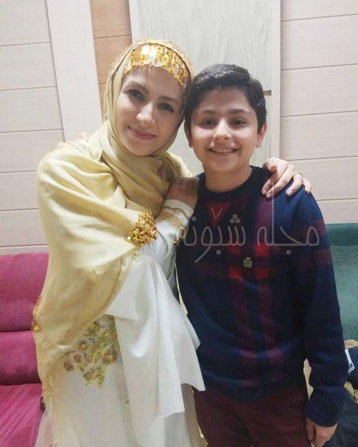 بیوگرافی ژیار محمدزاده و مادرش