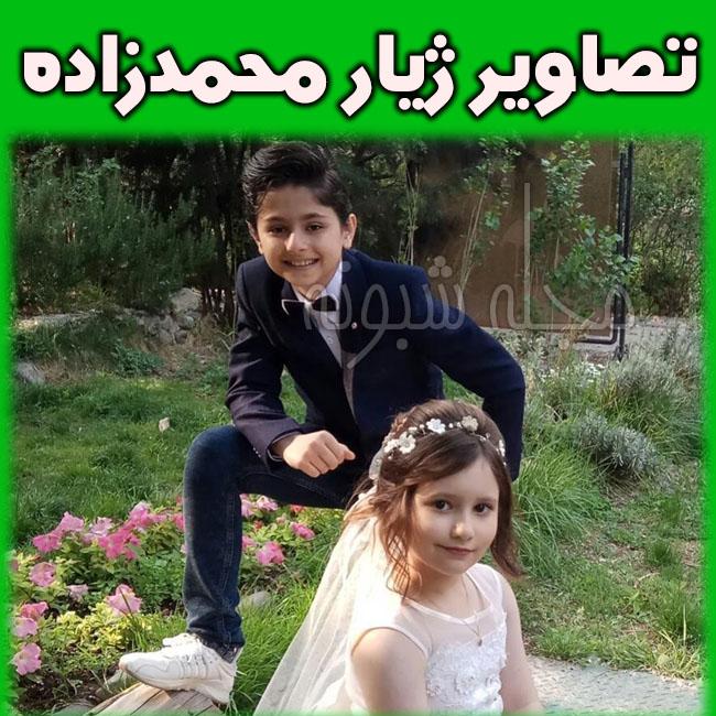 بیوگرافی ژیار محمدزاده و عکس های شخصی ژیار محمدزاده بازیگر