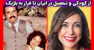 بیوگرافی دریا صفایی زن ایرانی عضو پارلمان اروپا + همسرش