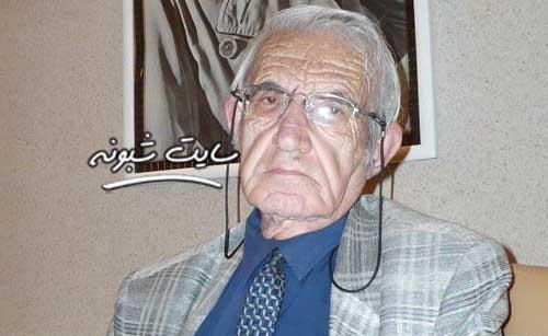 بیوگرافی اردشیر کاظمی