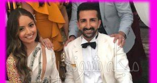 بیوگرافی فرشید حامدی پسر ابی خواننده + عکسهای عروسی پسر ابی
