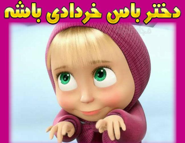 عکس نوشته دختر خردادی پروفایل