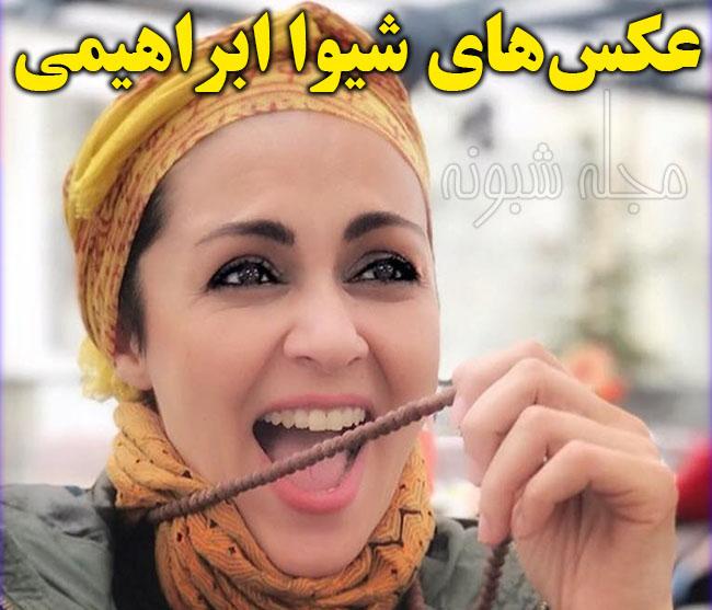 اینستاگرام شیوا ابراهیمی