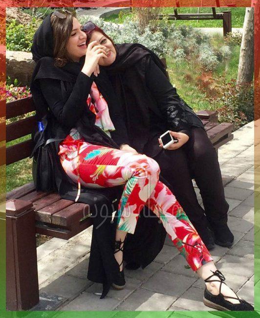 عکس های بی حجابی آوا دارویت بازیگر نقش لیلا در سریال خانواده دکتر ماهان