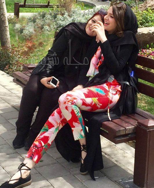عکس های آوا دارویت بازیگر نقش لیلا در سریال خانواده دکتر ماهان