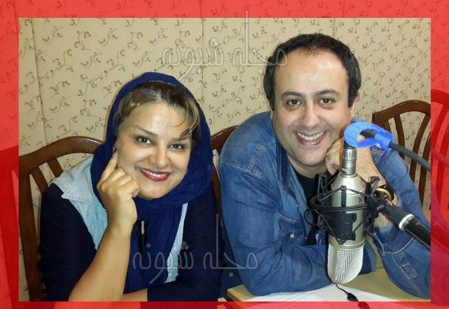 ابراهيم شفيعي بازیگر | بیوگرافی ابراهیم شفیعی و همسرش شراره پورجلال