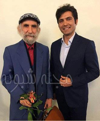 بیوگرافی اسماعیل خلج