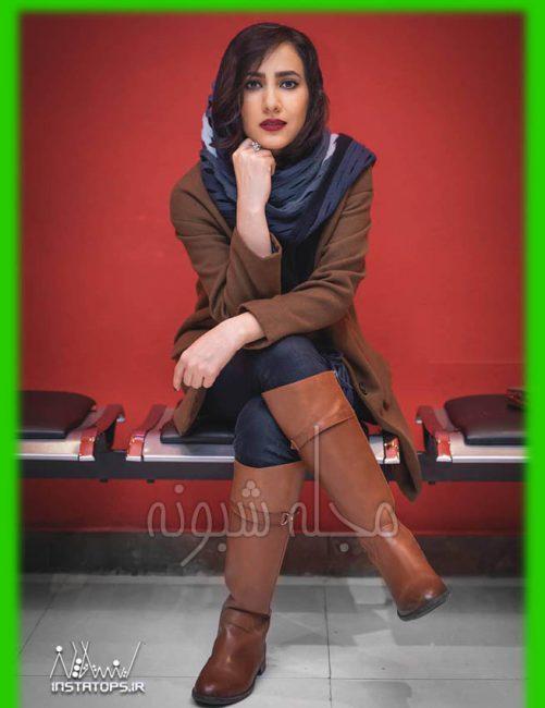 بیوگرافی و عکس های فهیمه امن زاده بازیگر