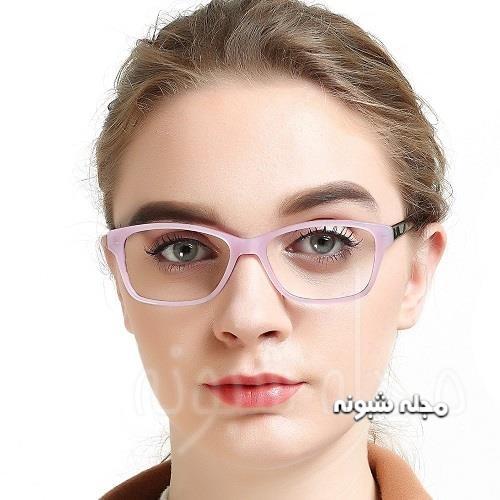 مدل فریم عینک طبی جدید دخترانه