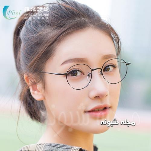 فریم عینک دخترونه نازک و مدل عینک نازک دخترانه