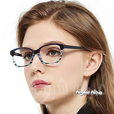مدل های جدید فریم عینک طبی دخترونه