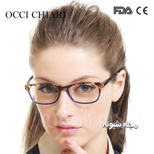 فریم کوچک عینک جدید دخترانه