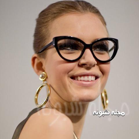 مدل فریم شیک عینک جدید