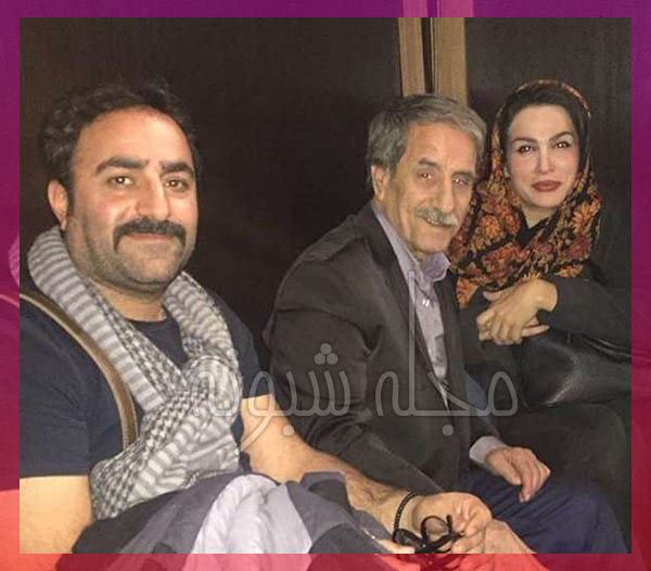 بیوگرافی محمود بصیری و دخترش