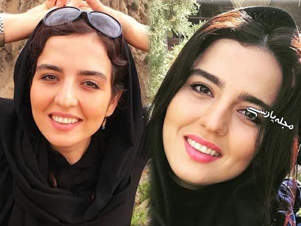 سارا محمدی بازیگر نقش مریم کلایی در سریال گاندو