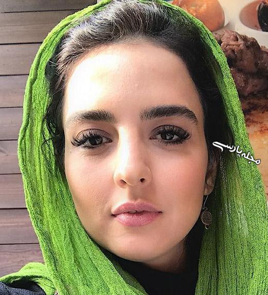 بیوگرافی و عکس های سارا محمدی بازیگر نقش مریم کلایی در سریال گاندو