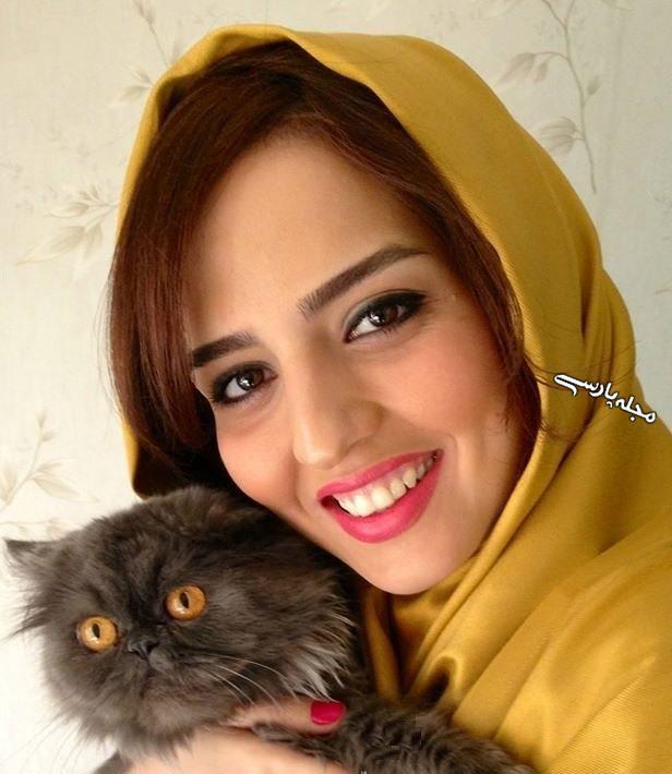 عکس های بدون حجاب سارا محمدی