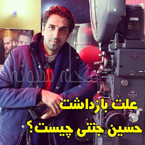 علت بازداشت حسین جنتی شاعر