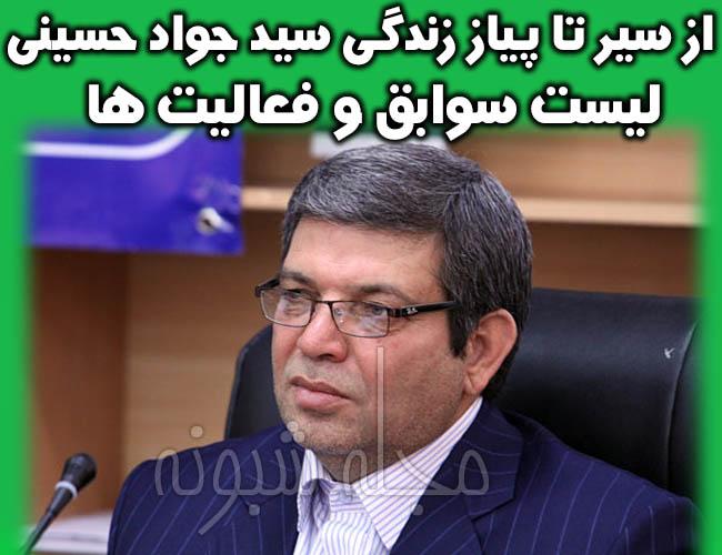 سوابق سید جواد حسینی سرپرست وزارت آموزش و پرورش