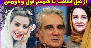 مهدی هاشمی بازیگر | بیوگرافی و عکس های مهدي هاشمي و همسر اول و دومش