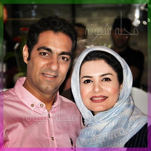 بیوگرافی مجتبی ظریفیان مجری عمو مهربان و همسرش آزیتا رضایی
