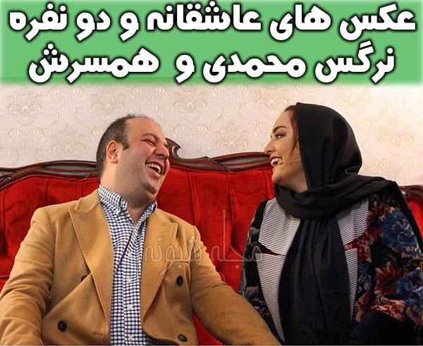 عکس های نرگس محمدي و همسرش علي اوجي +تصاویر عاشقانه دو نفره
