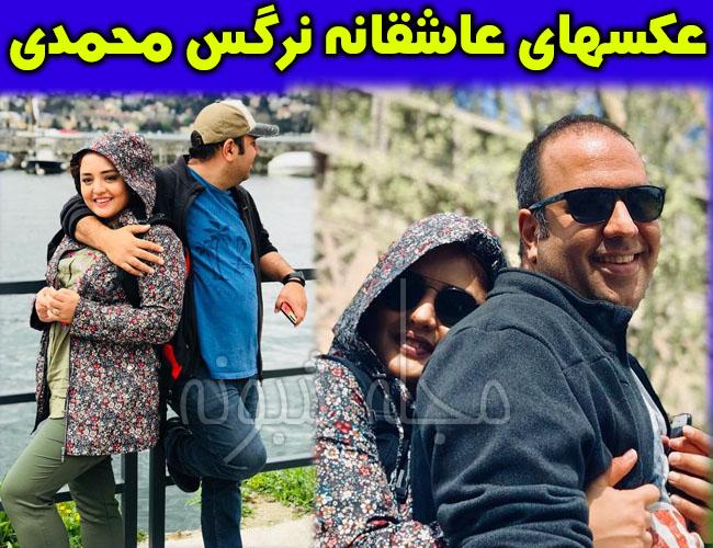 عکس های دو نفره نرگس محمدی و همسرش علی اوجی