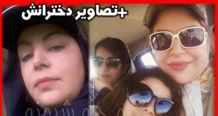 راضیه شیرمحمدی درگذشت | بیوگرافی راضیه شیرمحمدی و همسرش + اینستاگرام