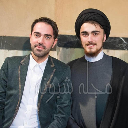 سعید پاشازاده شاعر و احمد خمینی
