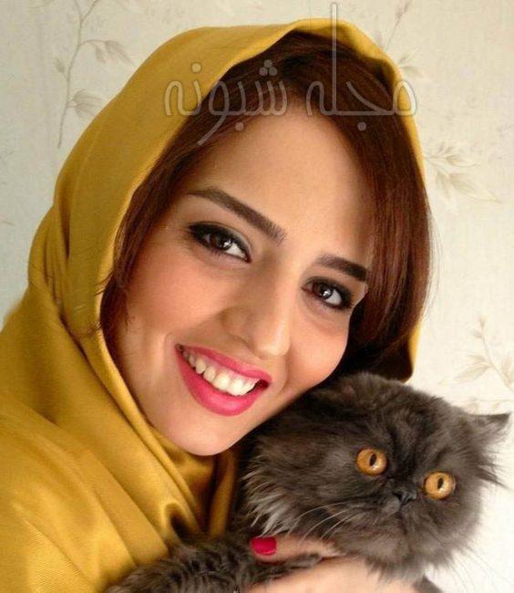عکس های سارا محمدی بازیگر