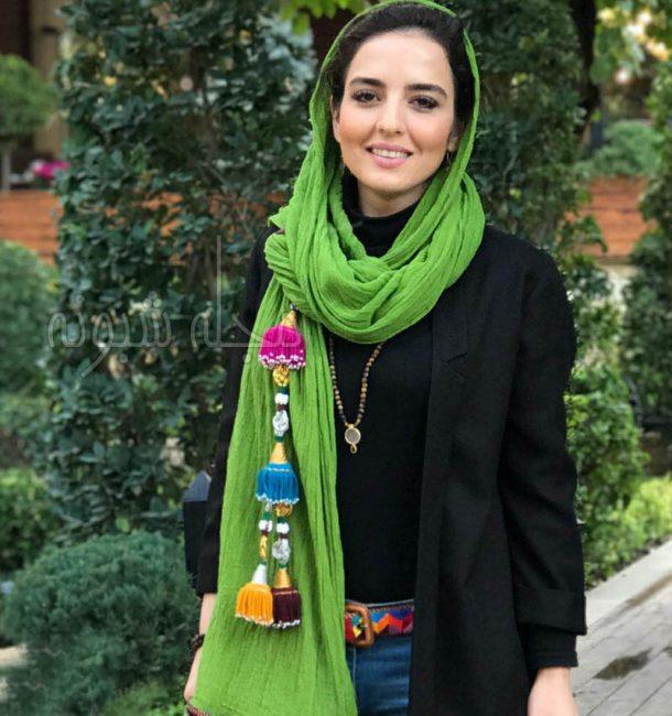 عکس بدون حجاب سارا محمدی , تیپ جذاب سارا محمدی