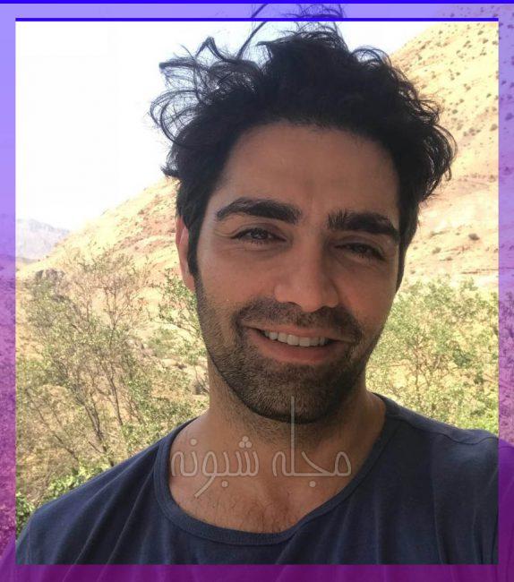 بازیگر نقش سهیل در سریال بوی باران کیست؟ عکسهای شهاب شادابی